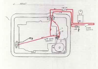 4l60e transmission lock up wiring diagram bob johnstone s studebaker and avanti page  transmission info  bob johnstone s studebaker and avanti